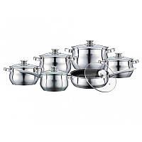 Набор посуды 12 предметов Peterhof PH 15774