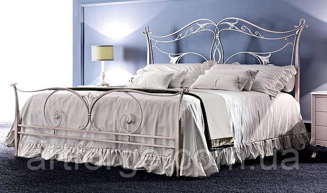 Кованая кровать ИК 2004