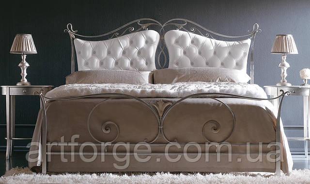 Кованые кровати. Кровать ИК 2006