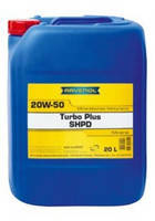 RAVENOL Turbo-Plus SHPD 20W-50 20л