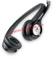 Гарнитура USB LOGITECH HEADSET H390 USB (981-000406)