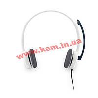 Гарнитура (981-000350) LOGITECH H150 Headset Cloud White (981-000350)
