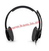 Гарнитура Logitech H250 Stereo Headset Ice Blue (981-000377)