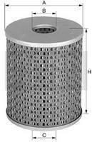 Фильтр масла гидроусилителя (ГУР) MANN H 601/4
