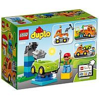 Детский конструктор Lego Duplo Буксировщик