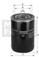 Фильтр масляный Mann W 67/1