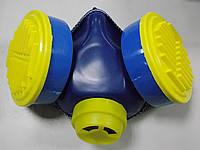 Респиратор шахтный пылевой Пульс 2 картриджа (фильтр флезелин)