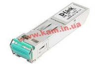 Трансивер D-Link DEM-302S-BXU SFP WDM 1000BaseBX (TX: 1310nm, RX: 1550nm) (DEM-302S-BXU)