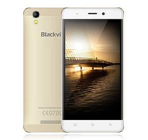 Смартфон Blackview A8 (Champagne Gold) 1Gb/8Gb Гарантия 1 Год!