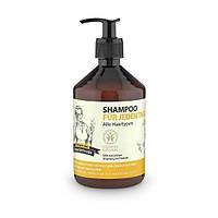 Шампунь для волос для ежедневного применения для всех типов, 500 мл, Рецепты бабушки Гертруды