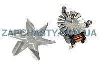 Двигатель обдува (конвекции) духовки Ariston, Indesit 078421