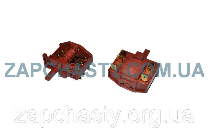 Перемикач духовки і електроплит XZ307 4-ох поз.