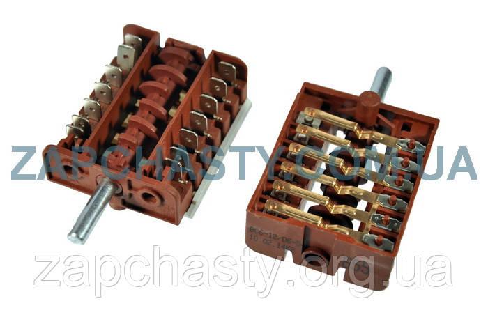 Перемикач духовки і електроплит MXT BC6-12.655 8-ми поз.