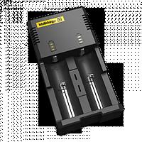 Зарядное устройство Nitecore Intellicharger i2 универсальное (под любые Li-on/Ni-Mn аккумуляторы 750мАh)