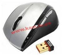 Мышь A4Tech G7-750N V-Track Wireless Silver (G7-750N-2)