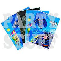 Пакеты детские большие Ассорти, 10 шт