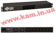 Базовый БРП, 20A, 100-240В, 1U, розетки 2хC19 и 12хC13, вход C20, кабель питания C20/ С19 (PDUH20DV)
