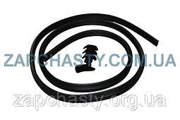 Ущільнювач двері для посудомийної машини Ariston, Indesit C00141317, (1638mm.)