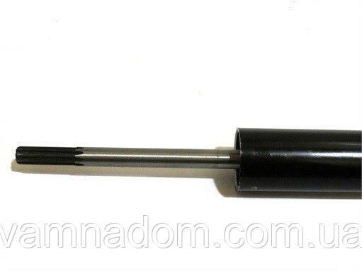 Штанга с валом бензокосы на 9 шлицов d=28 mm
