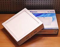 Накладной LED светильник панель Feron Al505 18W