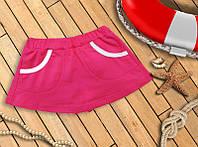 Летняя юбка-шорты для девочки