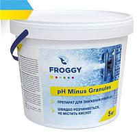 РН-Минус в гранулах (Froggy), 5 кг