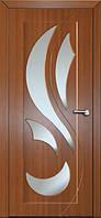 Дверь межкомнатная остекленная Лиана