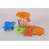 Набор для игр в песке Toys Plast ИП.21.009