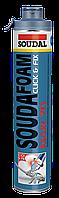 Пена монтажная 870мл Soudafoam MAXI 70 Click
