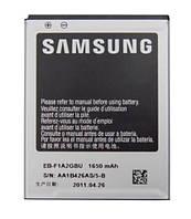 Аккумулятор Samsung i9100 EB-F1A2GBU, 1650mAh, ОРИГИНАЛ /АКБ/Батарея/Батарейка /самсунг