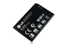 Аккумулятор LG P350 LGIP-42FN, 1250 mAh, ОРИГИНАЛ /АКБ/Батарея/Батарейка /лж