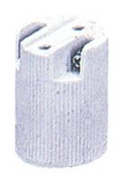 Патрон DELUX F3010 E14 керамический держатель