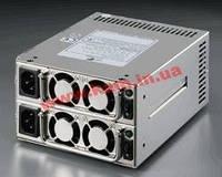 PS/ 2 Блок питания EMACS 472Вт (2х500Вт, MRG-6500P-R) с резервированием (1+1), EPS12 (MRG-6500P/EPS)