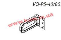 Кольцо пластиковое для горизонтальной прокладки кабеля, 40x80мм, Conteg. (VO-P5-40/80)