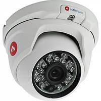 Купольная антивандальная IP-камера ActiveCAM AC-D8141IR2, 4 Mpix