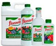 Удобрение Флоровит жидкое и гранулированное