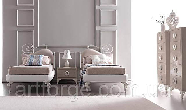 Кованые кровати. Кровать ИК 2014