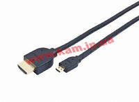 Кабель Gembird CC-HDMID-6, HDMI V.1.3, папа/ micro-папа (D-тип) (CC-HDMID-6)