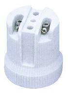 Патрон DELUX F519 E27 керамический держатель