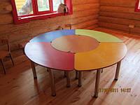 Детские столики Ромашка