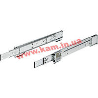 """26.5"""" to 36.4"""" rail set + handles, Quick Release for 4U 17.2""""W tower (MCP-290-00059-0B)"""