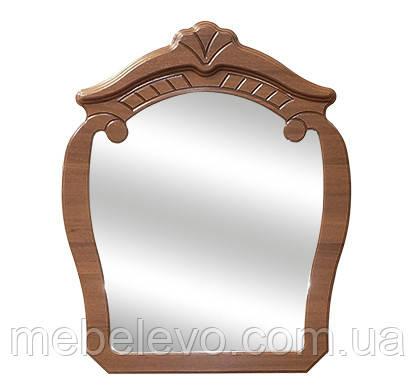 Зеркало Катрин 950х785х35мм орех патина Світ Меблів