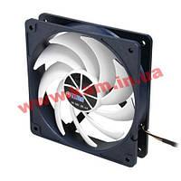 Вентилятор TITAN TFD-12025SL12Z/KU - 120x120x25 мм, 1200rpm, 36.7CFM, 24дБ, Z-B (TFD-12025SL12Z/KU)