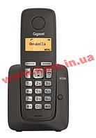 Радиотелефон DECT Gigaset A120 Black (S30852H2401S301)