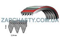 Ремень для бетономешалки, 711 PJ8 - 280J