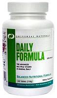 Витамины для спортсменов Daily Formula от Universal Nutrition (100 табл, 1 табл в день)