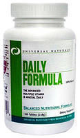 Витамины и минералы Daily Formula Universal Nutrition (100 табл, 1 табл в день)
