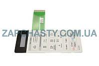 Сенсорная панель микроволновой печи LG MFM61853602 (MS1949G)