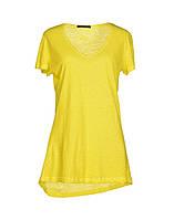 Желтая футболка Patrizia Pepe