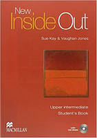 New Inside Out Upper-Intermediate Student's Book with CD ROM Pack (учебник/підручник)